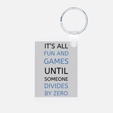 Funny Divided Keychains
