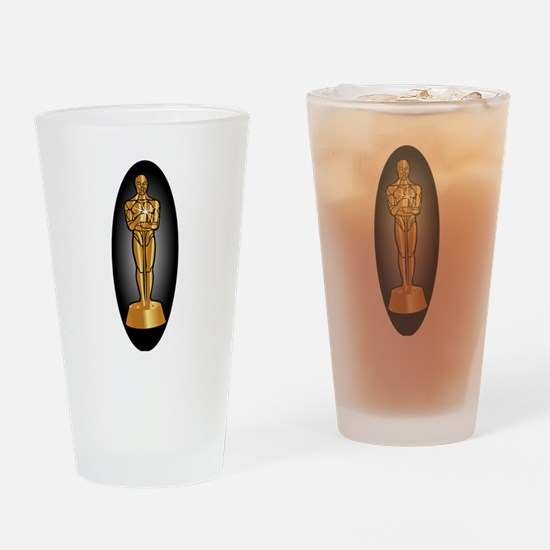 oscars Drinking Glass