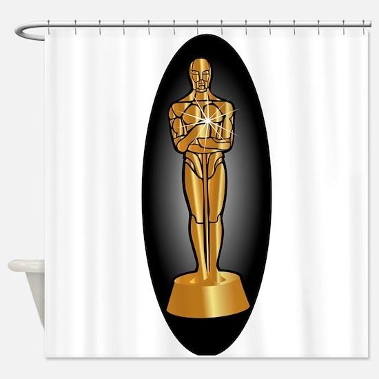 oscars Shower Curtain