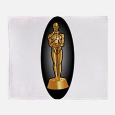 oscars Throw Blanket
