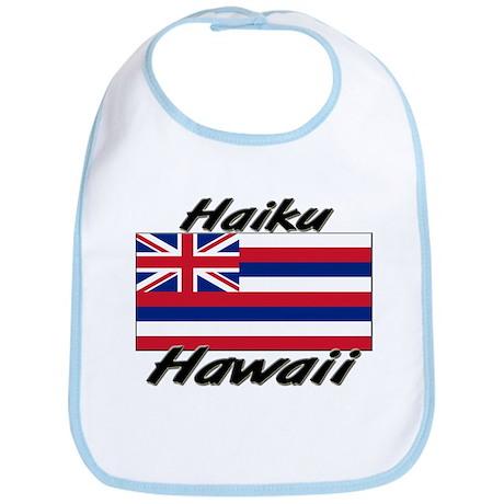 Haiku Hawaii Bib