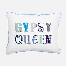 GYPSY QUEEN Rectangular Canvas Pillow
