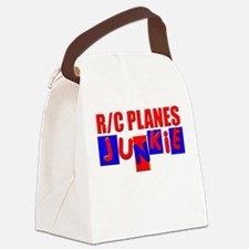 Funny R/C Canvas Lunch Bag