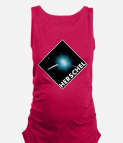 Hershel Space Telescope Maternity Tank Top