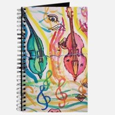 double bass party Journal