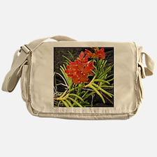 Cute Floral and botanical Messenger Bag