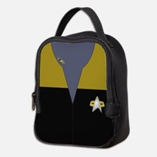 Voyager Gold Maquis Lt Cmdr Neoprene Lunch Bag