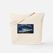 USS Edenton Tote Bag