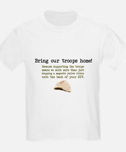 Bring Our Troops Home T-Shirt