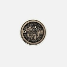 Watermeter Charms Mini Button (10 Pack)