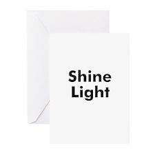 Shine Light Greeting Cards (Pk of 10)