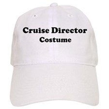 Cruise Director costume Baseball Cap