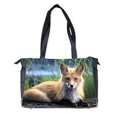 Fox Diaper Bag