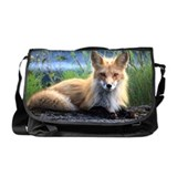 Fox Laptop Messenger Bags