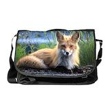 Fox Laptop Messenger Bags