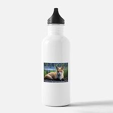 Fox Water Bottle