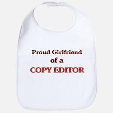 Proud Girlfriend of a Copy Editor Bib