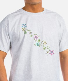 Unique Flowers T-Shirt