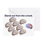 Stand Out Crowd Greeting Cards