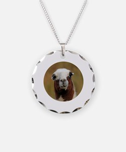 Cute Andes mountains Necklace