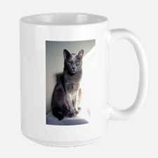 korat sitting Mugs