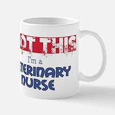 Veterinary Nurse Mugs