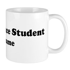 Social Science Student costum Mug