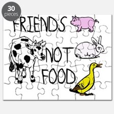 Cute Vegan Puzzle