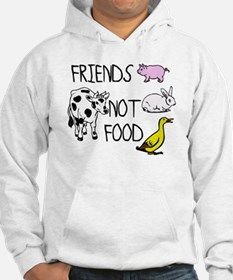 Cute Vegan Jumper Hoody