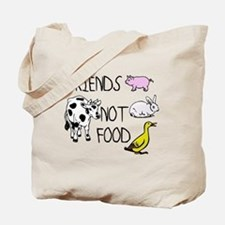 Cute Vegan Tote Bag