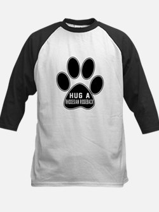 Hug A Rhodesian Ridgeback Dog Tee