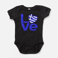 Unique Greek Baby Bodysuit