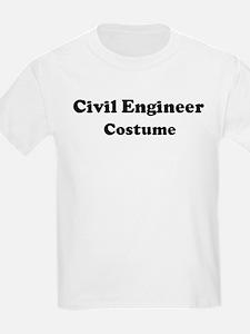 Civil Engineer costume T-Shirt