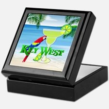 Key West Margarita Keepsake Box