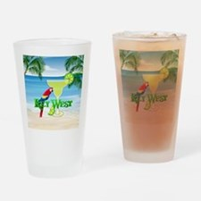 Key West Margarita Drinking Glass