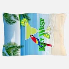 Key West Margarita Pillow Case