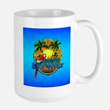 Key West Sunset Mugs