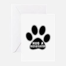 Hug A Nova Scotia Duck T Greeting Cards (Pk of 10)