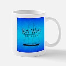 Key West Sailing Mugs