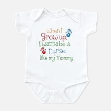 Nurse Like Mommy Onesie