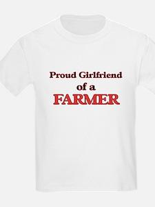 Proud Girlfriend of a Farmer T-Shirt