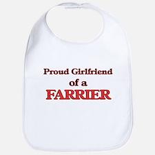 Proud Girlfriend of a Farrier Bib