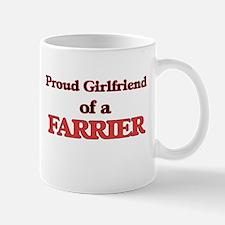 Proud Girlfriend of a Farrier Mugs