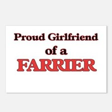 Proud Girlfriend of a Far Postcards (Package of 8)