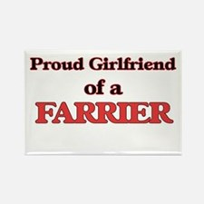 Proud Girlfriend of a Farrier Magnets