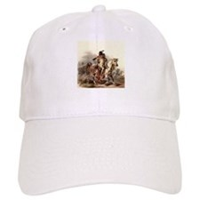 Blackfoot Native American Warrior Cap