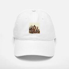 Blackfoot Native American Warrior Cap