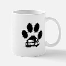 Hug A Komondor Dog Mug