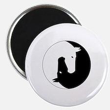 Unique Horse Magnet