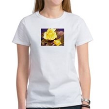 Yellow rose photography Tee